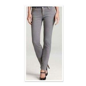 MICHAEL KORS Gray Skinny Jeans